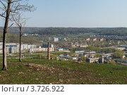 Жигулевск, промышленная зона (2011 год). Стоковое фото, фотограф Андрей Бекетов / Фотобанк Лори