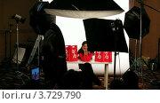 Купить «Международная конференция STOCKinRUSSIA10 (Таймлапс)», видеоролик № 3729790, снято 12 декабря 2010 г. (c) Losevsky Pavel / Фотобанк Лори