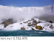 Ниагарские водопады (2012 год). Стоковое фото, фотограф Дмитрий Поляков / Фотобанк Лори