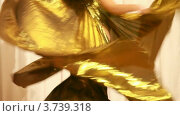 Купить «Девушка танцует танец живота на сцене», видеоролик № 3739318, снято 5 июня 2011 г. (c) Losevsky Pavel / Фотобанк Лори