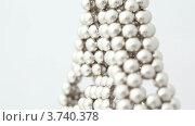 Купить «Стальные шарики», видеоролик № 3740378, снято 15 августа 2011 г. (c) Losevsky Pavel / Фотобанк Лори