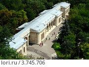 Купить «Пятигорск, Академическая галерея (начало 19-го века)», фото № 3745706, снято 12 августа 2012 г. (c) Валерий Шилов / Фотобанк Лори