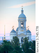 Купить «Князь-Владимирский собор. Санкт-Петербург», эксклюзивное фото № 3745778, снято 12 июля 2012 г. (c) Литвяк Игорь / Фотобанк Лори