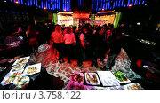 Купить «Ночной клуб», видеоролик № 3758122, снято 30 сентября 2011 г. (c) Losevsky Pavel / Фотобанк Лори
