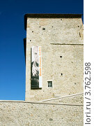 Купить «Замок Гримальди, музей Пикассо, Антиб. Франция», фото № 3762598, снято 12 июня 2010 г. (c) ElenArt / Фотобанк Лори