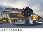 Купить «Морской вокзал в Одессе», фото № 3770430, снято 25 июня 2012 г. (c) Овчинникова Ирина / Фотобанк Лори