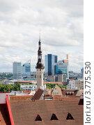 Старый и новый Таллин. Эстония (2012 год). Редакционное фото, фотограф Александр Щепин / Фотобанк Лори