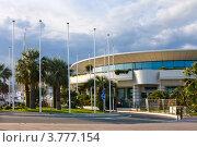 Купить «Дворец Конгрессов, Лазурное побережье франции, Канны», фото № 3777154, снято 13 июня 2010 г. (c) ElenArt / Фотобанк Лори