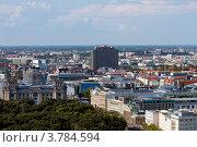 Брандербургские ворота , Берлин (2012 год). Редакционное фото, фотограф Светлана Самаркина / Фотобанк Лори