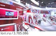 Купить «Модель вертолета МИ34C1», видеоролик № 3785086, снято 30 июля 2012 г. (c) Losevsky Pavel / Фотобанк Лори
