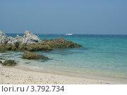 Лазурное море. Стоковое фото, фотограф Анастасия Нестерова / Фотобанк Лори