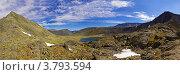 На перевале Кар-Кар. Стоковое фото, фотограф Тимур Кузяев / Фотобанк Лори