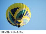 Воздушный шар. Стоковое фото, фотограф Дмитрий Ворона / Фотобанк Лори