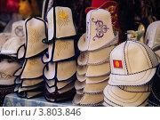 Шапка киргизская (2012 год). Стоковое фото, фотограф Айгуль Лотфуллина / Фотобанк Лори