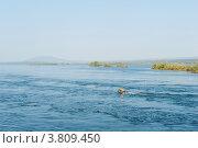 Река Ангара. Стоковое фото, фотограф OV1957 / Фотобанк Лори
