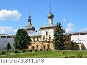 Церковь Одигитрии в Ростовском кремле (2012 год). Редакционное фото, фотограф Овчинникова Ирина / Фотобанк Лори