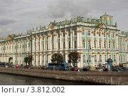 Купить «Санкт-Петербург. Зимний дворец», фото № 3812002, снято 25 августа 2012 г. (c) Левина Татьяна / Фотобанк Лори