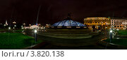 Манежная площадь (2012 год). Редакционное фото, фотограф Гагаев Алексей / Фотобанк Лори