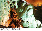 Мамонтова пещера - Крым (2009 год). Стоковое фото, фотограф Влад ЩЧ / Фотобанк Лори