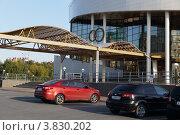 Сургутский ЗАГС (2012 год). Редакционное фото, фотограф Сергей Бахадиров / Фотобанк Лори
