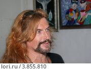 Никита Джигурда, певец, актер, мастер эпатажа (2009 год). Редакционное фото, фотограф Иван Блынский / Фотобанк Лори