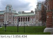 Парк Царицыно. Москва. Осень (2011 год). Редакционное фото, фотограф Виталий Калинин / Фотобанк Лори