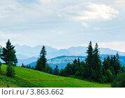 Купить «Польские Татры. Лето.», фото № 3863662, снято 12 июля 2012 г. (c) Юрий Брыкайло / Фотобанк Лори