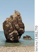 Купить «Залив Афродиты (Кипр)», фото № 3882710, снято 31 мая 2012 г. (c) Хименков Николай / Фотобанк Лори