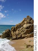 Испанское побережье. Стоковое фото, фотограф Андрей Зинич / Фотобанк Лори