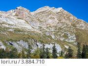 Купить «Гора Фишт, вид с Фиштинского приюта», эксклюзивное фото № 3884710, снято 25 сентября 2012 г. (c) Алексей Букреев / Фотобанк Лори