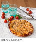 Пицца. Стоковое фото, фотограф Марина Бояркина / Фотобанк Лори