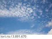 Купить «Небесный пейзаж», фото № 3891670, снято 5 августа 2012 г. (c) Наталья Волкова / Фотобанк Лори
