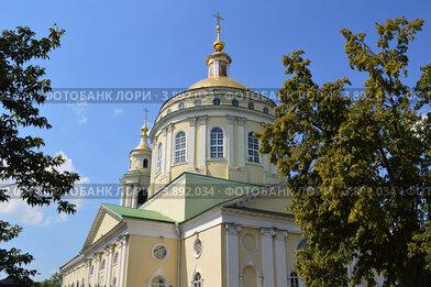 Купить «Орел, собор Михаила Архангела», фото № 3892034, снято 7 августа 2012 г. (c) Наталья Спиридонова / Фотобанк Лори