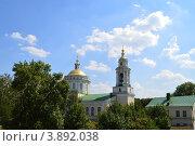 Купить «Орел, собор Михаила Архангела», фото № 3892038, снято 7 августа 2012 г. (c) Наталья Спиридонова / Фотобанк Лори
