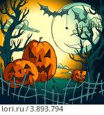 Купить «Хэллоуин», иллюстрация № 3893794 (c) Aqua / Фотобанк Лори