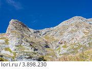 Купить «Гора Фишт», эксклюзивное фото № 3898230, снято 27 сентября 2012 г. (c) Алексей Букреев / Фотобанк Лори
