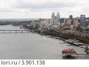 Вид на город (2012 год). Редакционное фото, фотограф Дмитрий Ворона / Фотобанк Лори