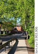 Купить «Приволжск, Ивановская область», фото № 3903906, снято 17 мая 2012 г. (c) ElenArt / Фотобанк Лори