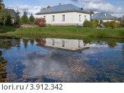 Купить «Пушкинские горы», фото № 3912342, снято 29 сентября 2012 г. (c) Слободинская Надежда / Фотобанк Лори