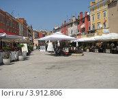 Купить «Виды города Ровинь. Хорватия.», эксклюзивное фото № 3912806, снято 22 апреля 2019 г. (c) lana1501 / Фотобанк Лори