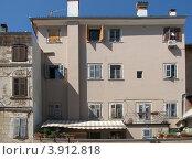 Купить «Виды города Ровинь. Хорватия. Европа», эксклюзивное фото № 3912818, снято 22 апреля 2019 г. (c) lana1501 / Фотобанк Лори