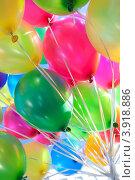 Купить «Воздушные шары», фото № 3918886, снято 1 сентября 2012 г. (c) Алембатров Алексей / Фотобанк Лори