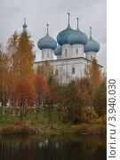Храм Сретения Господня. Стоковое фото, фотограф Чуров Максим / Фотобанк Лори