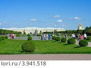Купить «Петергоф, Верхний сад», фото № 3941518, снято 15 августа 2012 г. (c) Ольга Остроухова / Фотобанк Лори
