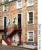 Эдинбург, двор (2012 год). Редакционное фото, фотограф Гурова Анна / Фотобанк Лори