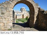 Купить «Монастырь Градац, Сербия», фото № 3958710, снято 8 октября 2012 г. (c) Алексей Пугачев / Фотобанк Лори