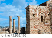 Купить «Акрополь. Греция. Родос.», эксклюзивное фото № 3963166, снято 25 февраля 2010 г. (c) Куликова Вероника / Фотобанк Лори