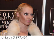 Купить «Анастасия Волочкова», фото № 3977454, снято 24 октября 2012 г. (c) Архипова Екатерина / Фотобанк Лори
