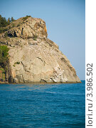 Мыс Плака, Крым (2012 год). Стоковое фото, фотограф Ольга Ларина / Фотобанк Лори