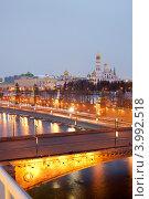 Кремль (2011 год). Редакционное фото, фотограф Борис Антонов / Фотобанк Лори